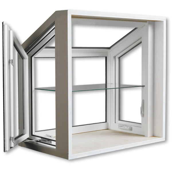 Replacement Garden Windows from Semko, Inc. - Chicago, IL